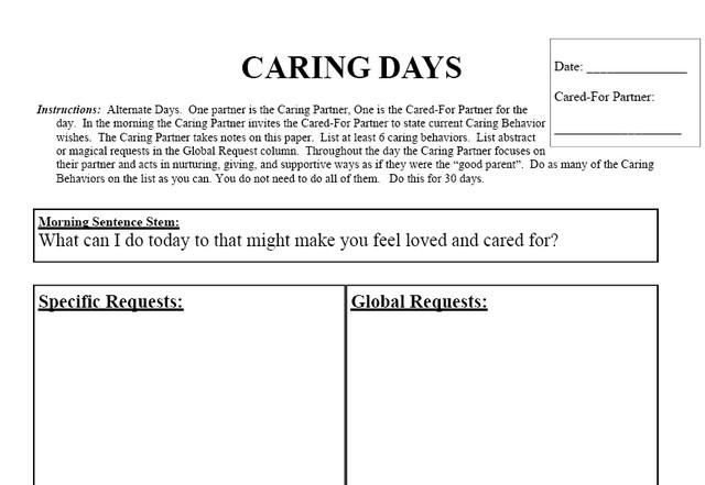 Caringdays